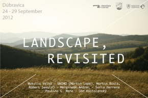 'Landscape, Revisited' 2012