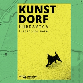 Kunstdorf mapa