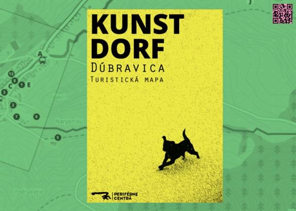 Poster-kunstdorfmap